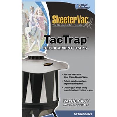 Myggfällepapper Skeetervac 2 pack